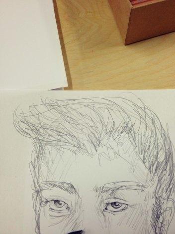 Zeichnung Iris Gassenbauer