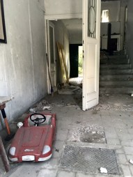 Abandoned House inside 3