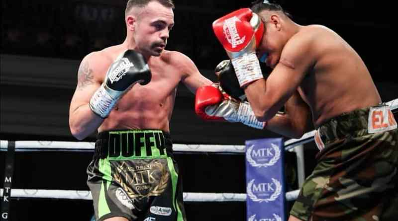 Sean Duffy takes late notice chance on world title undercard