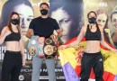 WATCH: Katie Taylor vs Miriam Gutierrez weigh in and head to head