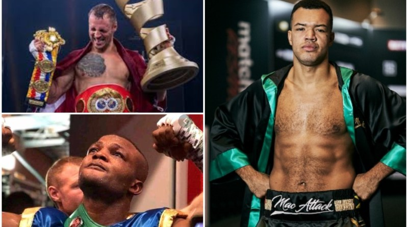 Not backing down- Tommy McCarthy targets world champions Breidis and Makabu –  Wlodarczyk  a good Plan B