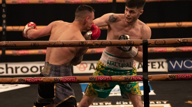 'Natural' talent – James McGivern registers mini statement on Golden Contract card