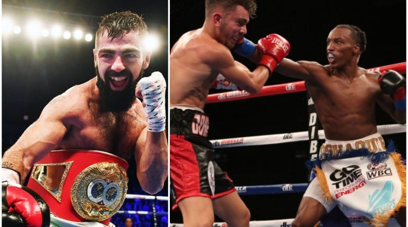 American prospect eyes Jono Carroll clash – says they have agreed to trade leather