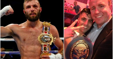 24-hour Deadline – Gary Hyde gives Team Cacace one day to make European title fight