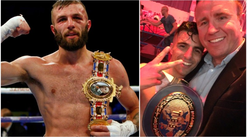 Anthony Cacace offered European title shot