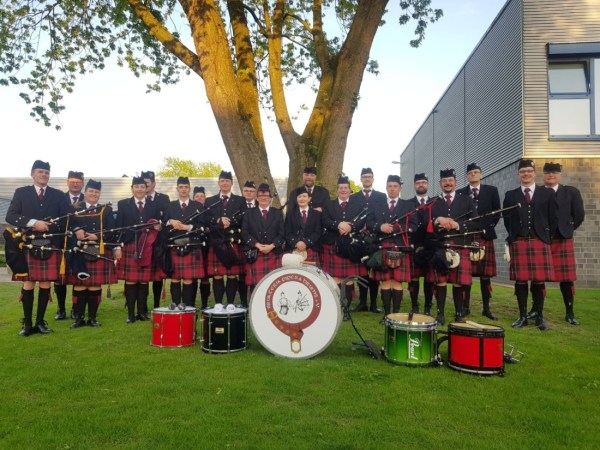 Brukteria Pipes and Drums e.V.