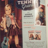 Tenney Grant and Logan Everett Revealed in AG Magazine!