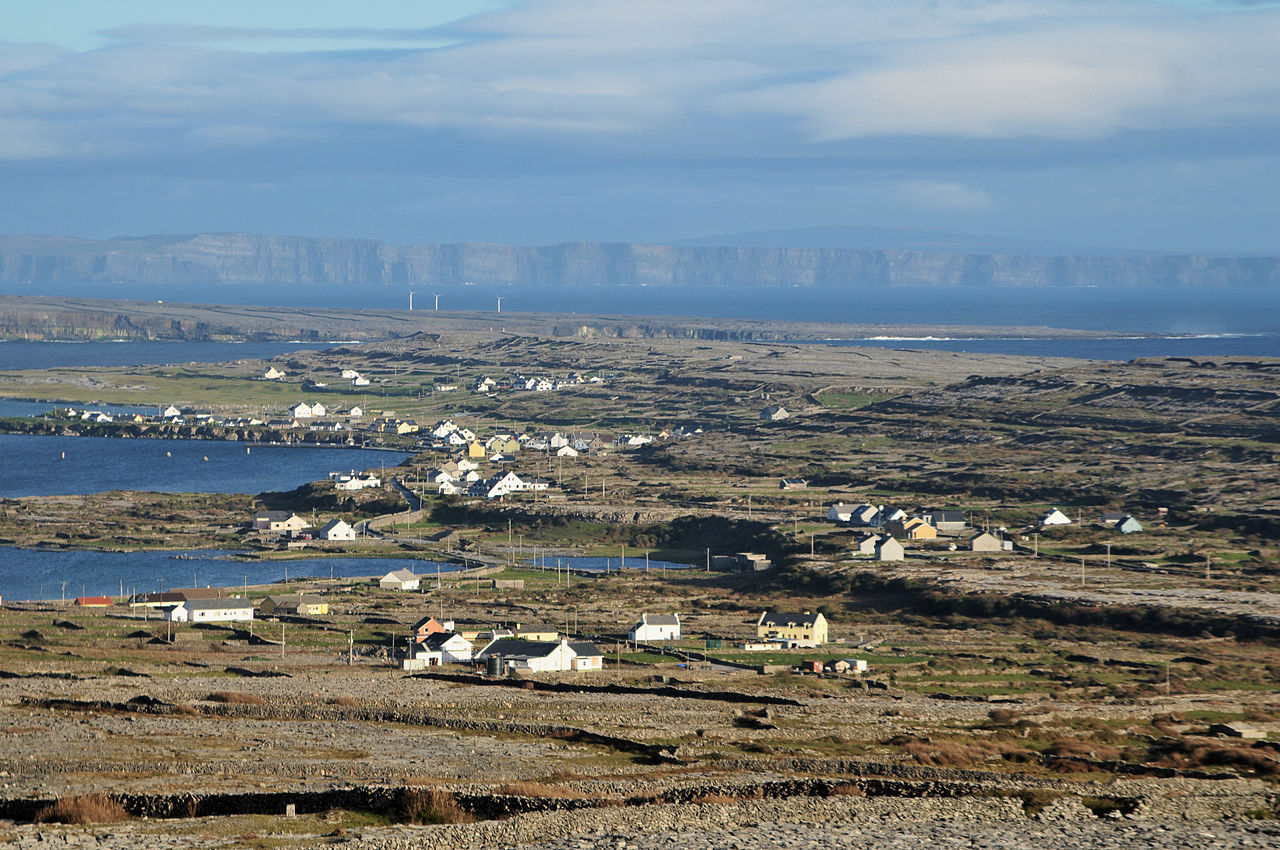 View_over_Inishmore_Aran_Islands Tuomerin
