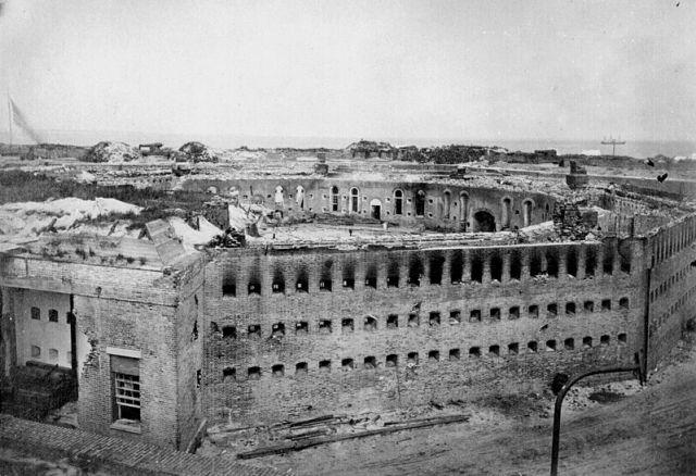 Fort Morgan, Mobile Bay