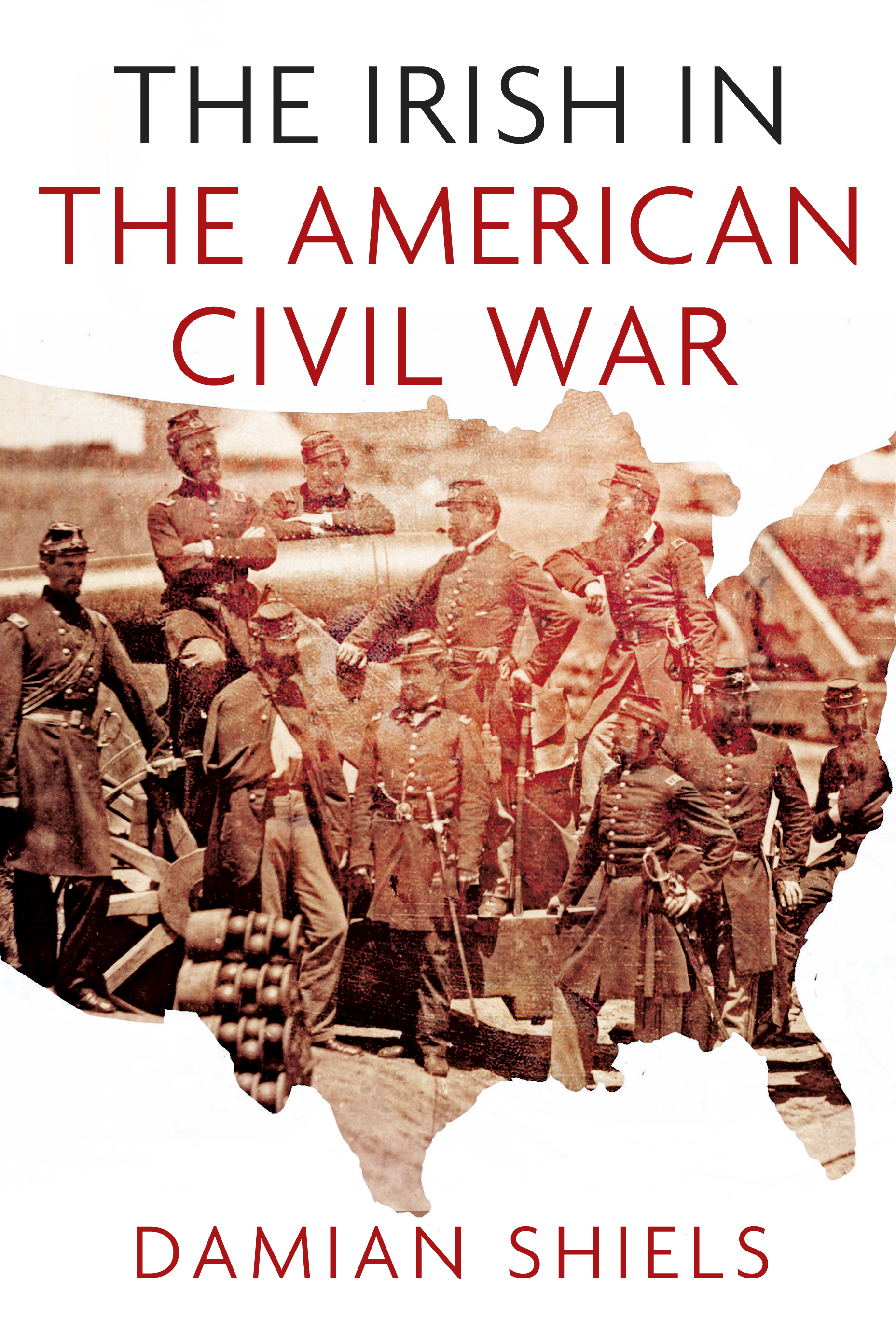 An Outline Of The Irish In The American Civil War Book