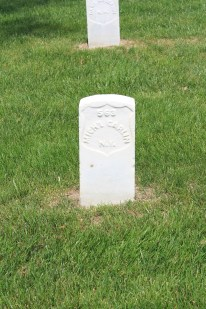 Michael Carlin. Died 5th June 1864.