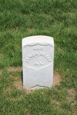 James Brady. Died 6th June 1864.