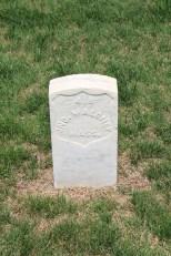 John Maloney, 37th Massachusetts Infantry. Died 8th June 1864.