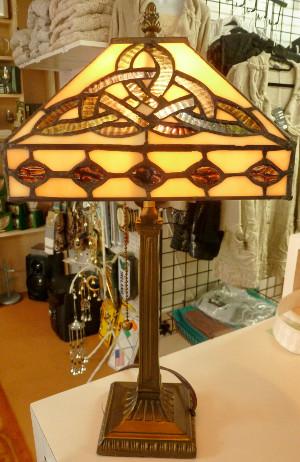 The Trinity Knot Signature Lamp - $155.00