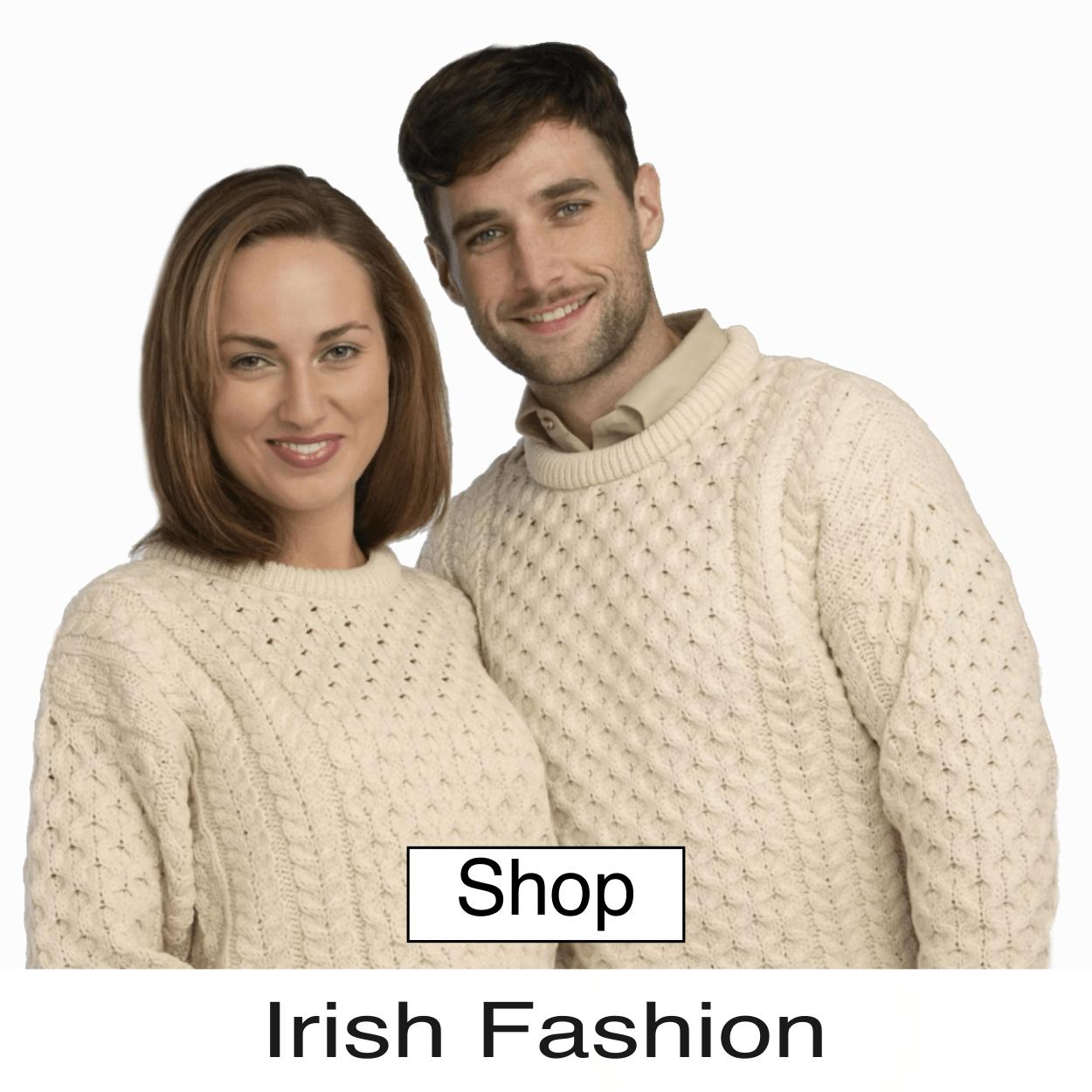 Irish Fashion