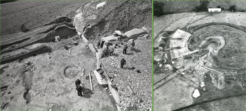 newgrange excavation