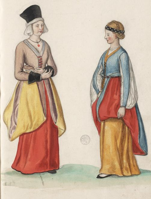 16th century Irish women
