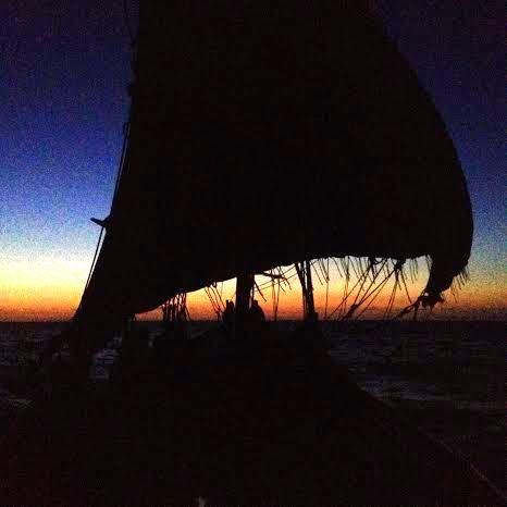 Viking sail
