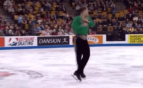 Jason Brown Free Skate 2014 US Figure Skating Championships