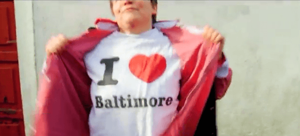 Pharell Williams HAPPY We are also HAPPY in Baltimore Ireland YouTube
