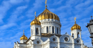 9th Most visited country in the world:   Russia - 28.4 million visitors