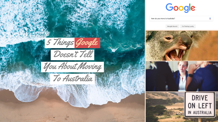 5 Things Google Doesn't Tell You About Moving To Australia