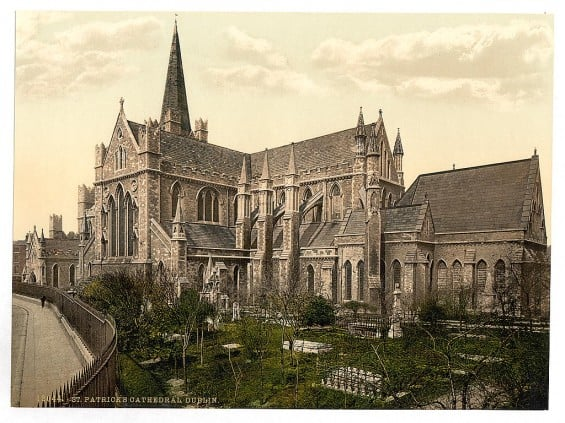 St Patrick's Cathedral, Dublin -Pictures of Ireland