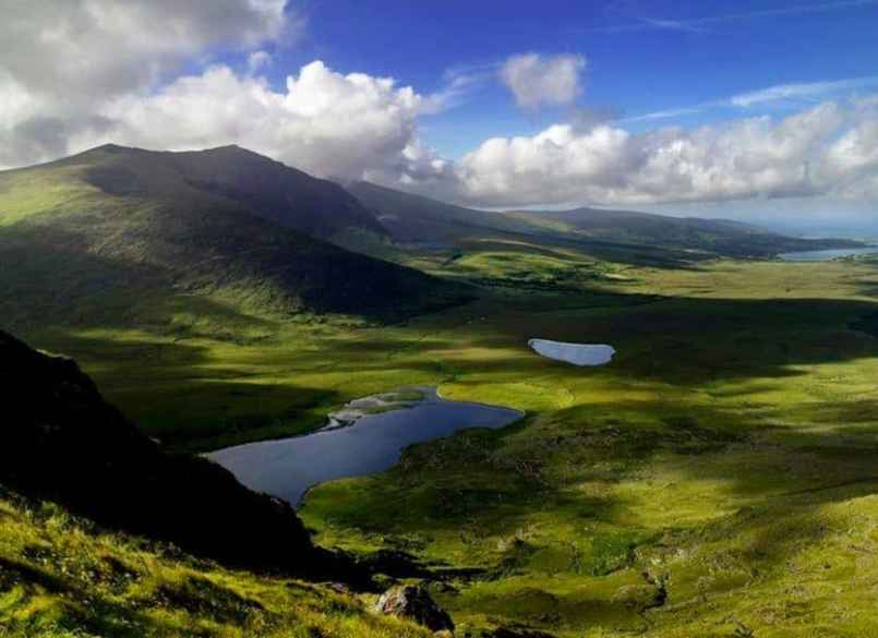 Connor Pass - Visit Ireland