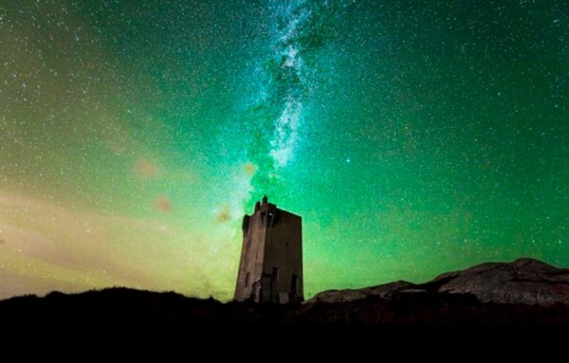 Northern Lights -Visit Ireland