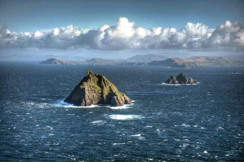 Skellig Islands - visit Ireland