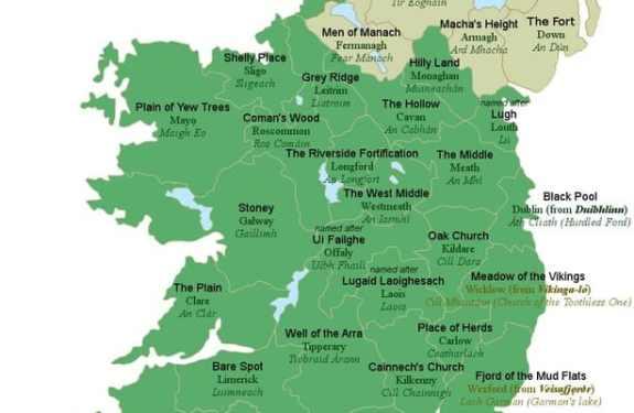 Irish Counties
