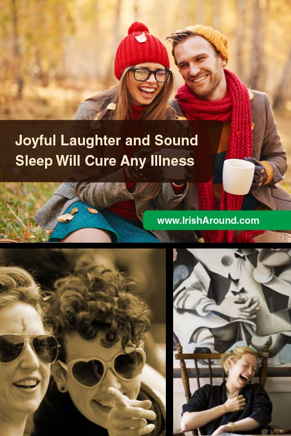 joyful-laughter-Irish Proverbs