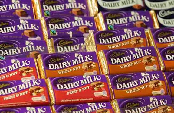 Cadbury-Dairy Milk chocolate