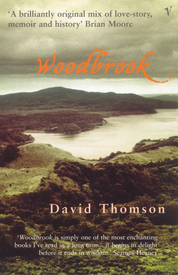 Woodbrook by David Thomson-Irish-books