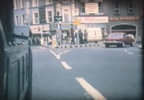drive through Dublin in this 1976