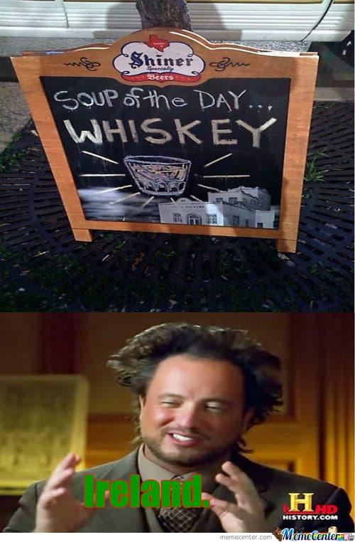 Irish soup Irish Memes