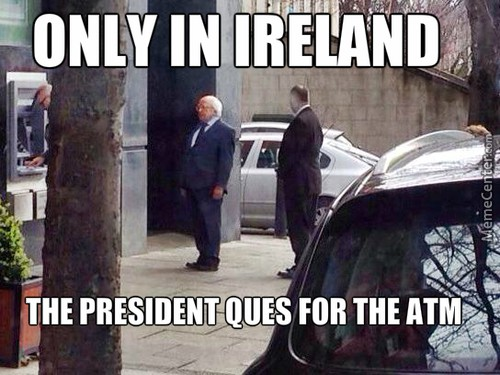 Only in Ireland Irish Memes