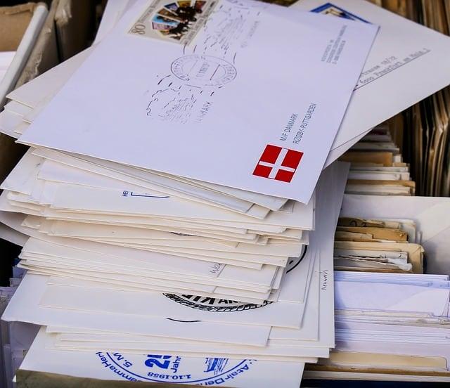 Send money to Ireland via the post office