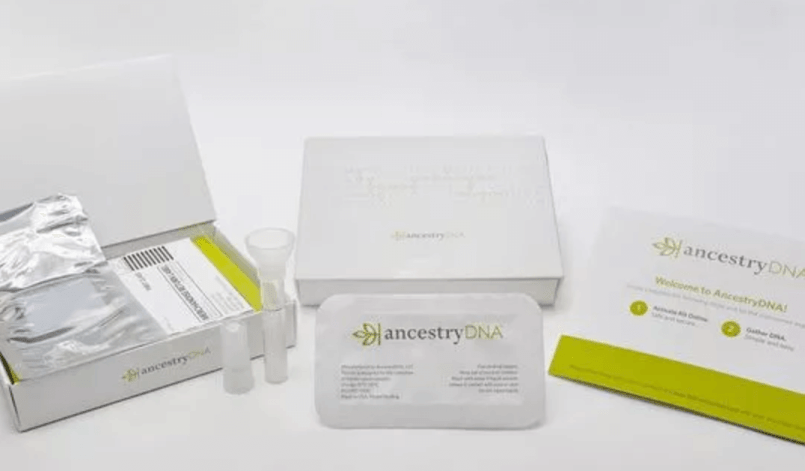 Ancestry DNA Kits - What is inside the box