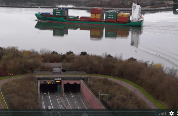 Ariel footage of Cork (1)