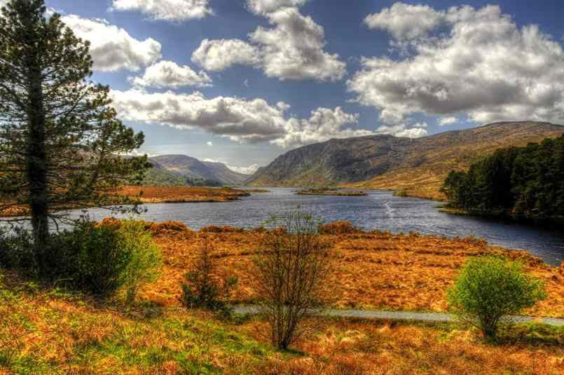 National Park in Ireland. Most beautiful place to visit in Ireland.