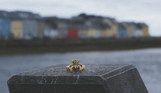 The Claddagh ring a great piece of celtic jewelry