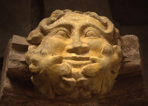 The Green Man in England