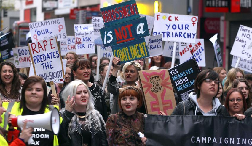 Reclaiming the night: Challenging the curfew on women