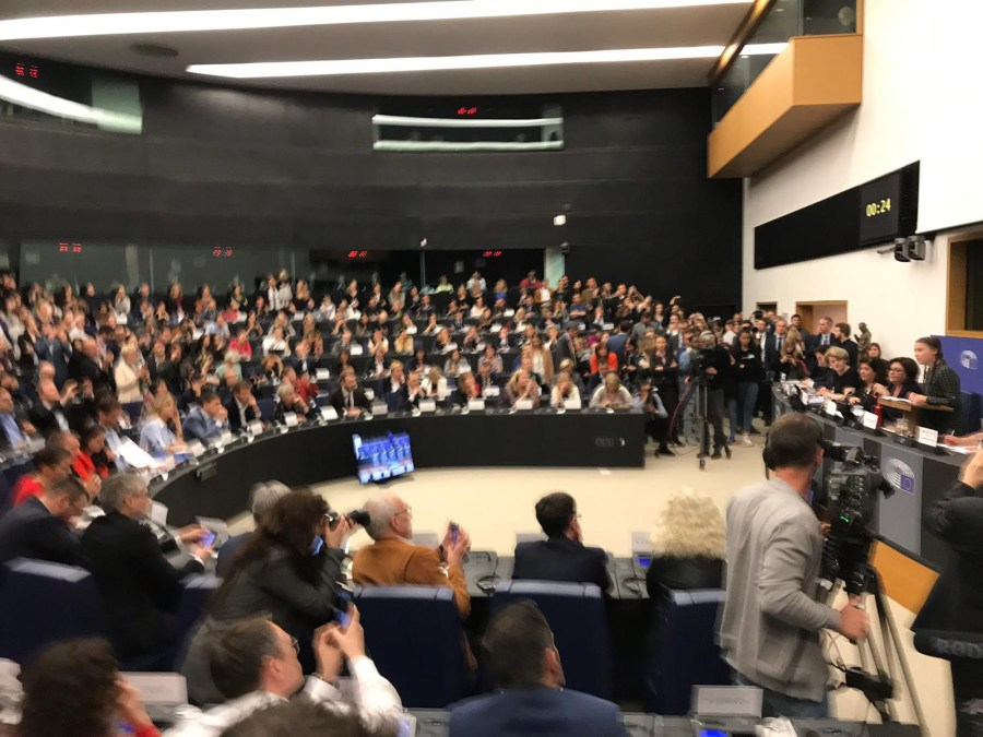 Climate Emergency Manifesto launched by the European Left