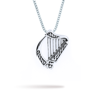 small_irish_harp_with_shamrock