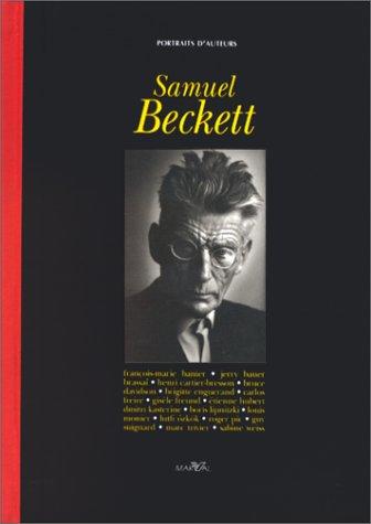 Samuel Beckett - Collection Portrait d'auteurs - Editions Marval