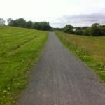 greenway in field