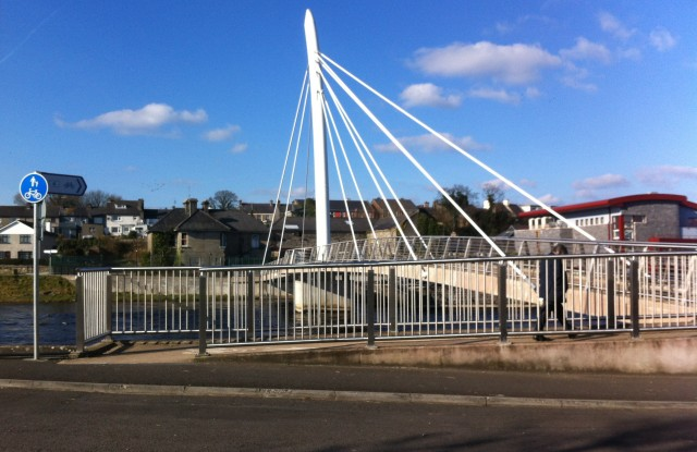 Ballina bridge ped cycle