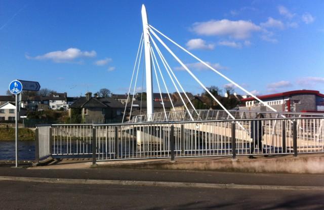 Ballina bridge ped cycle